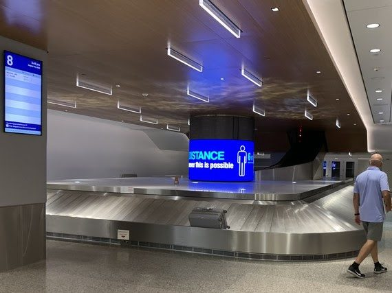 Morcon Streamlines Baggage Claim at MSP International