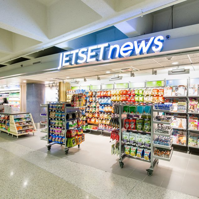 Jet Set News