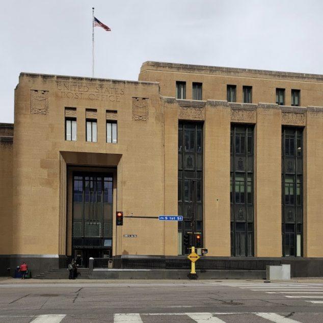 United States Postal Service Elevator Modernization