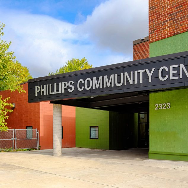 Phillips Community Aquatic Center